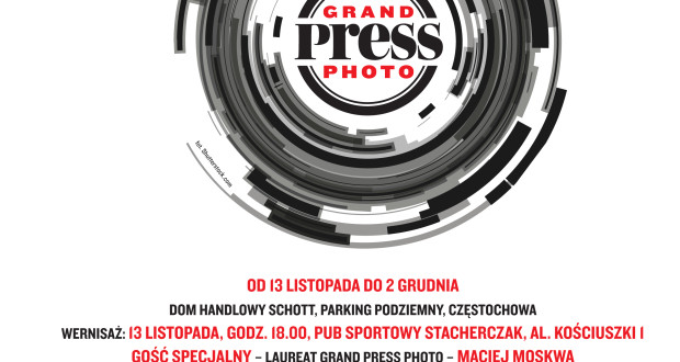 Grand Press Photo 2015 w Częstochowie !