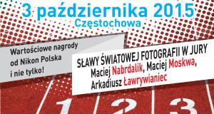FOTOSPRINT 2015 – emocje rosną – start 3 października w Częstochowie !
