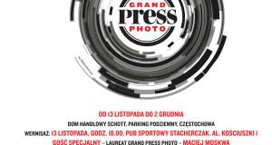 Piątek, 13-tego listopada Grand Press Photo 2015 w Częstochowie !