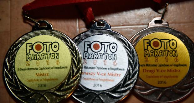 """""""II Otwarte Mistrzostwa Częstochowy w Fotografowaniu. Fotomaraton 2016"""" – Ważne informacje przed startem !"""