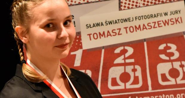 """Zwyciężczyni """"II Otwartych Mistrzostw Częstochowy w Fotografowaniu. Fotomaraton 2016"""" – Sylwia Góra z Sulmierzyc !"""