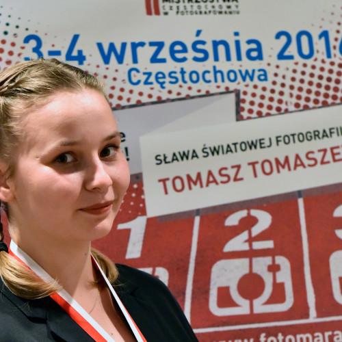 Praca Mistrzyni Częstochowy w Fotografowaniu 2016 – Sylwii Góry z Sulmierzyc!