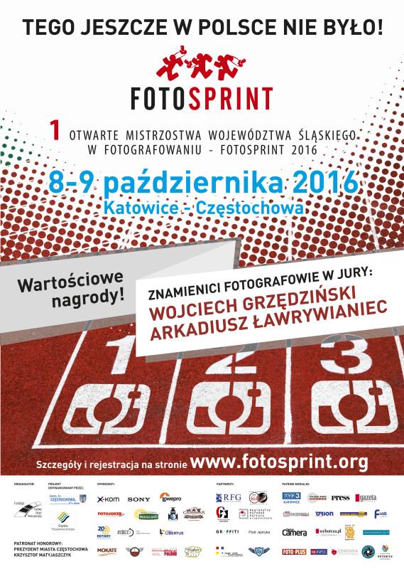 FOTOSPRINT 2016 - plakat A3.cdr
