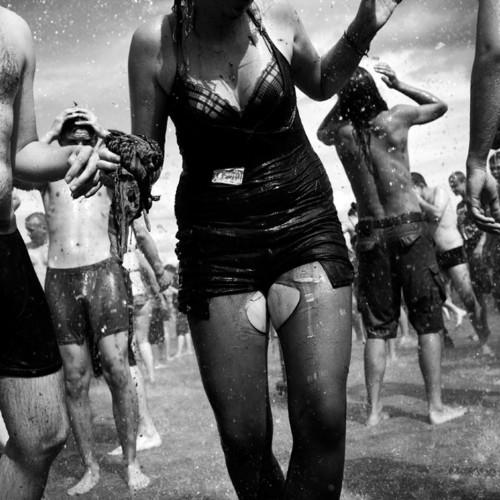 31.07.2009 Kostrzyn nad OdraXV jubileuszowy Przystanek Woodstock czyli trzy dni koncertow rockowych organizowanych przez Wielka Orkiestre Swiatecznej Pomocy.Fot. Wojciech Grzedzinski