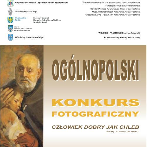 """Wystartował  Ogólnopolski Konkurs Fotograficzny """"Człowiek Dobry jak Chleb"""" !"""