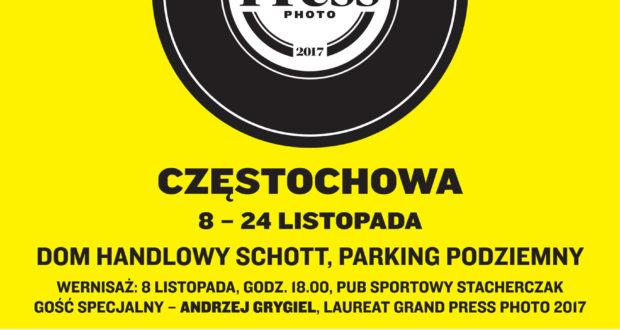 Wystawa Grand Press Photo 2017 w Częstochowie !
