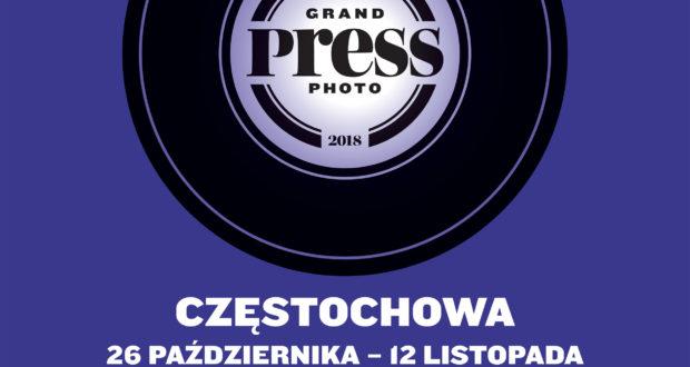 Grand Press Photo 2018 w Częstochowie!