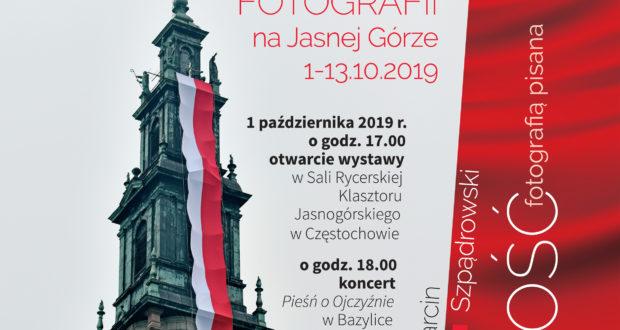 TOŻSAMOŚĆ – wystawa fotografii Marcina Szpądrowskiego na Jasnej Górze !
