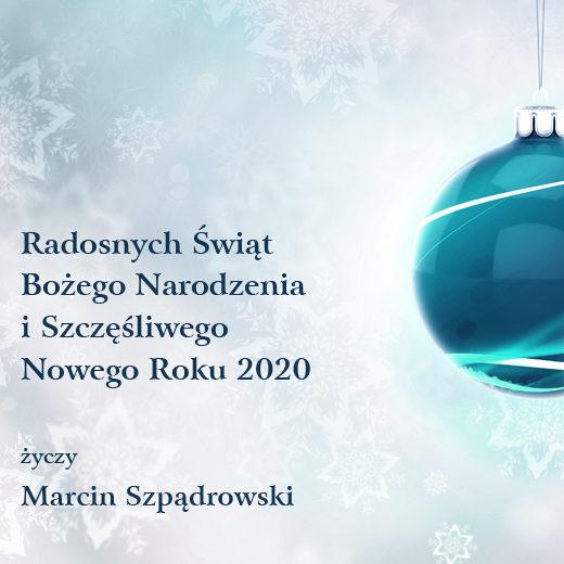 Wesołych Świąt i Szczęśliwego Nowego Roku !